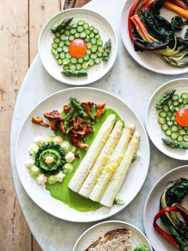 Pickled Summer Vegetables