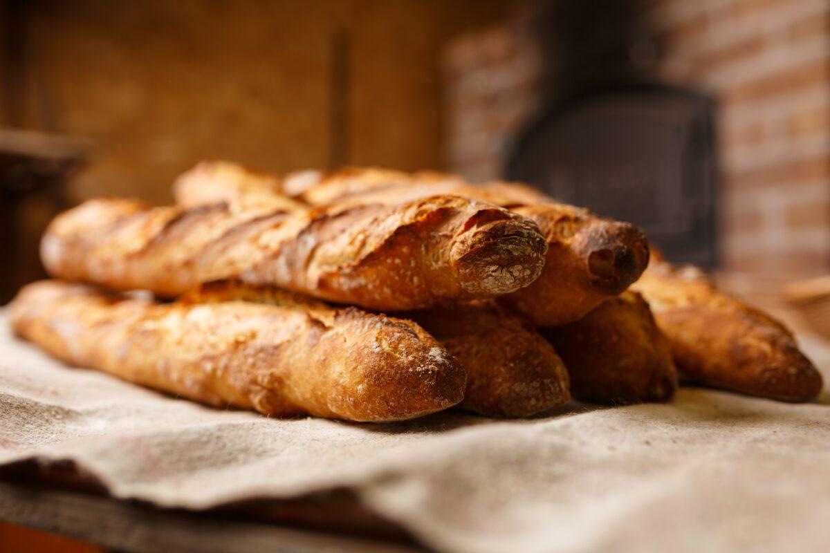 Rustic Crusty Bread